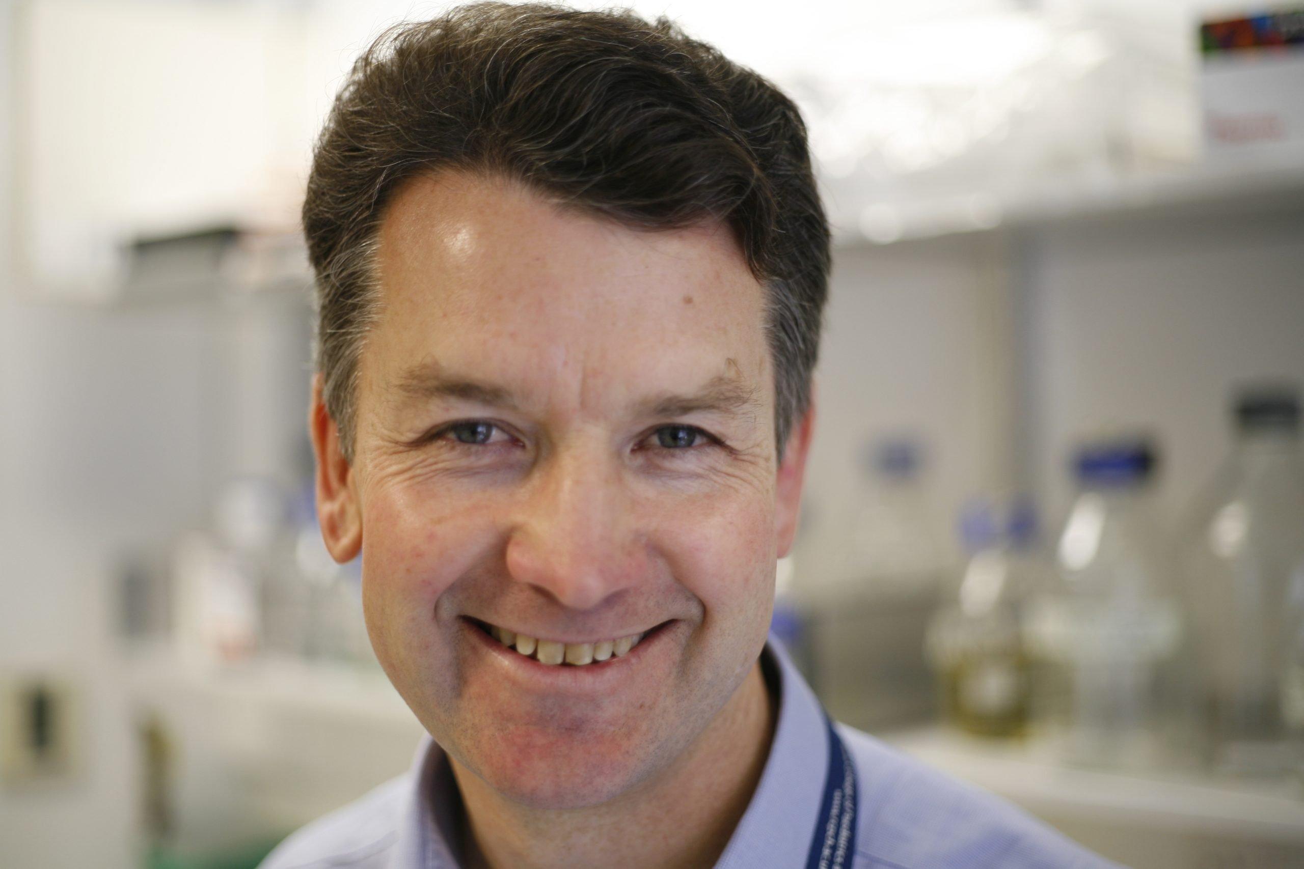 Paul Heath, Prof. of Paediatric Infectious Diseases, St George's University of London